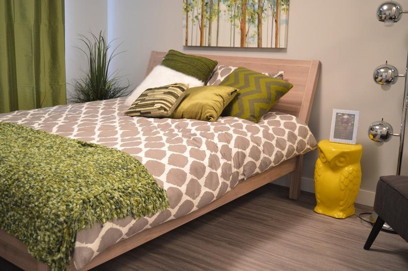 Правильная кровать по фен-шуй